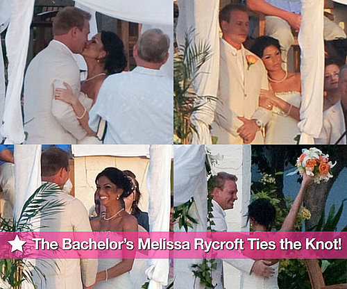 Photos of Melissa Rycroft's Wedding to Tye Strickland in Mexico