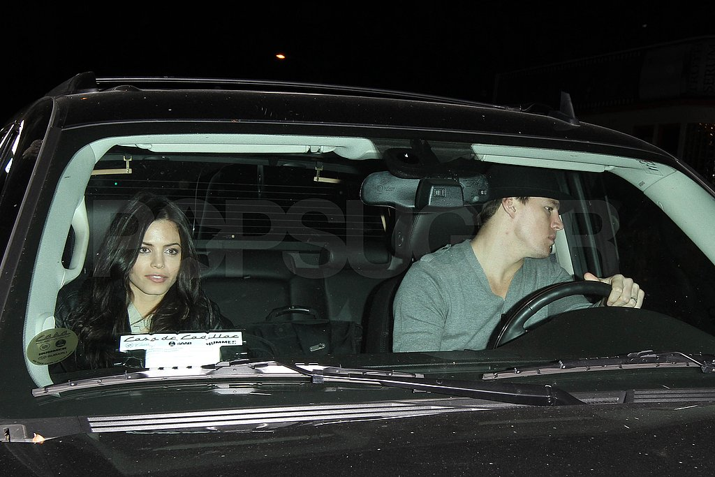 Photos of Channing Tatum and Jenna Dewan