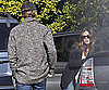 Photo Slide of Rachel Bilson And Hayden Christensen Attending a Party in LA