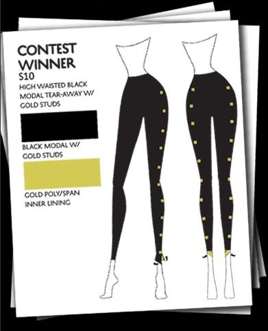 FabSugar + Lindsay Lohan/6126 Leggings Contest