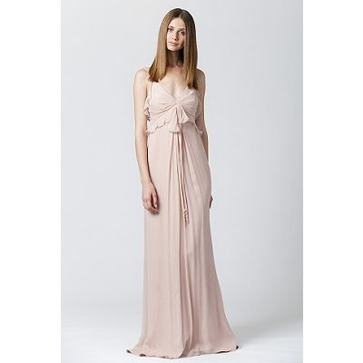 Vera Wang's Reusable Spring '10 Bridesmaid Collection