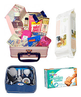 Favorite Tips of 2009: 10 Incredibly Practical Baby Shower Presents