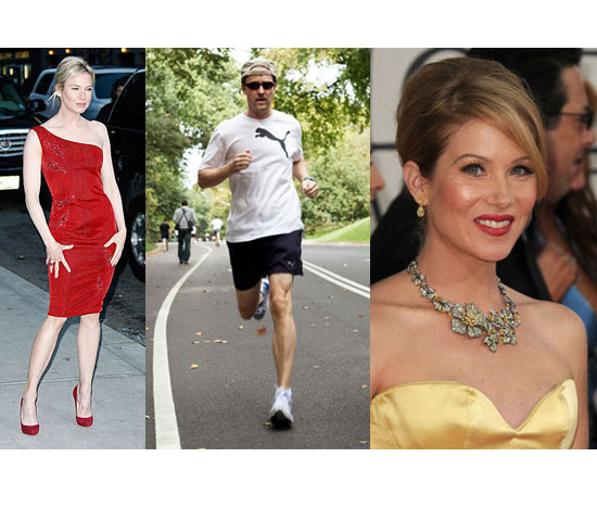 Celebs Heart Running Too