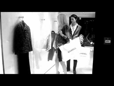 Chanel Spring Ad Campaign Video Starring Lara Stone and Baptiste