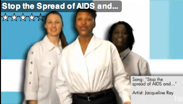 AIDS: The Song by Jacqueline Ray