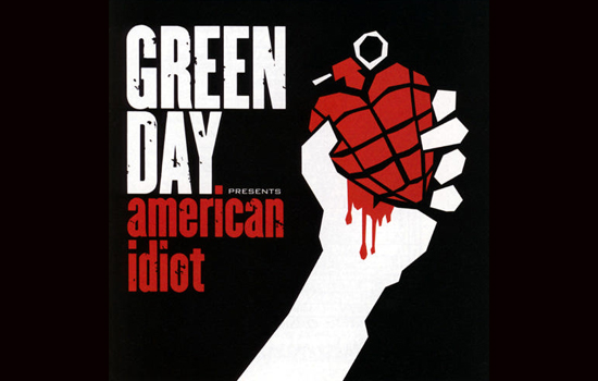 Green Day, <b>American Idiot</b>