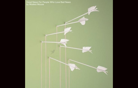 Modest Mouse, <b>Good News For People Who Love Bad News</b>