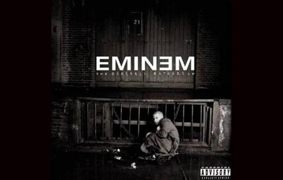 Eminem, <b>The Marshall Mathers LP</b>