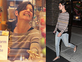 Photos of Katie Holmes Shopping in LA While Tom Cruise Gets Sued