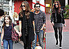 Photos of Kate Beckinsale Shopping in LA With Len Wiseman and Lily Sheen