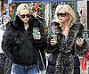 Slide Photo of Kate Hudson and Goldie Hawn in Aspen
