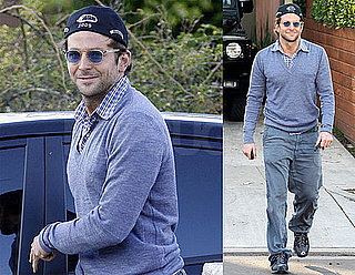 Photos of Bradley Cooper Out in LA