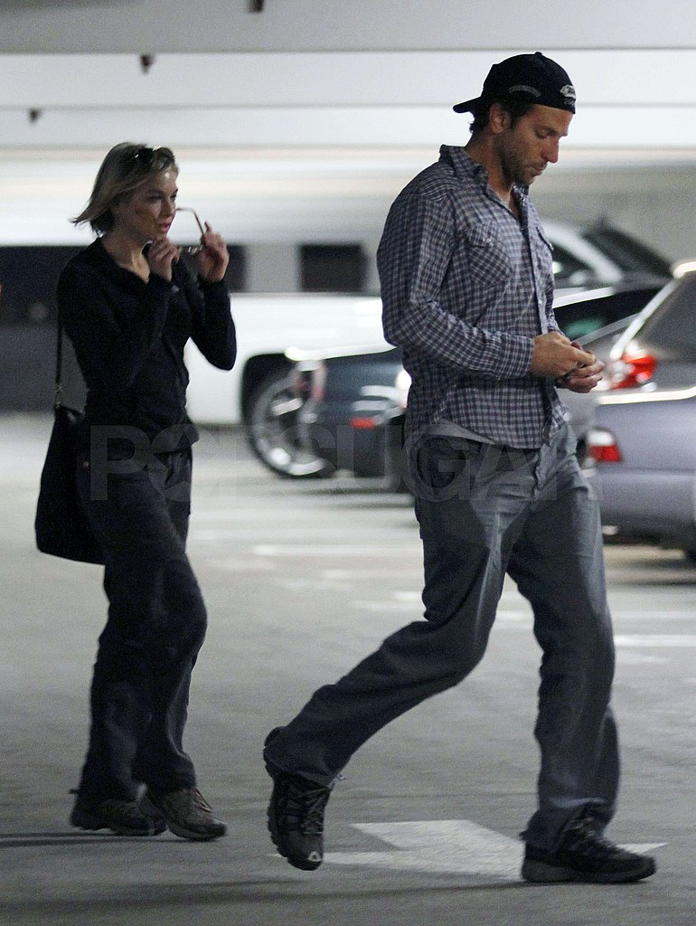 Photos of Renee and Bradley Cooper