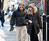 Slide Photo of Sarah Jessica Parker and Matthew Broderick in NYC Shopping
