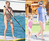 Photos of Michelle Williams in Hawaii