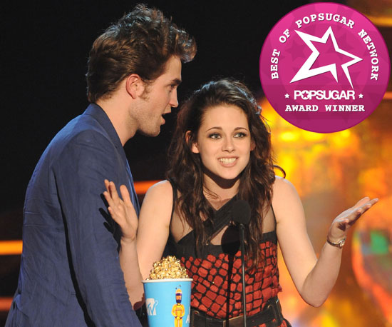 Favorite New Couple: Robert Pattinson and Kristen Stewart