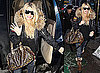 Photos of Jessica Simpson Carrying LV Bag Doing Last Minute Christmas Shopping