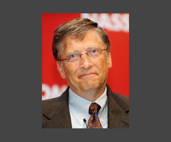 10. Bill Gates Gets Overwhelmed With Facebook