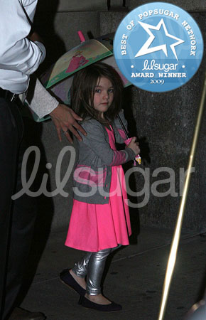 Most Stylish Celebrity Children of 2009