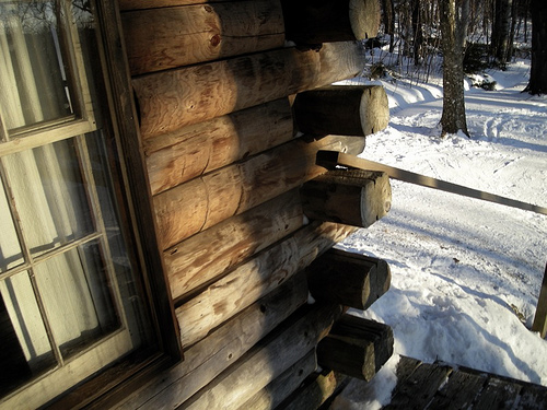 Do You Escape to a Ski Cabin?
