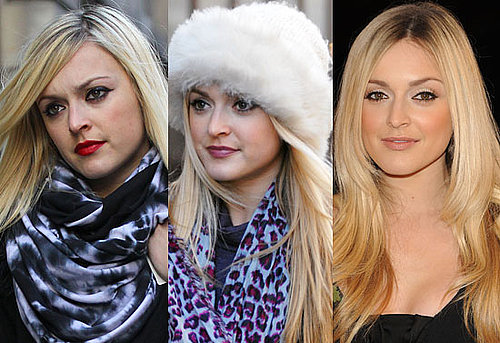 Fearne Cotton Lipstick, Fearne Cotton Makeup 2009-12-21 04:10:00