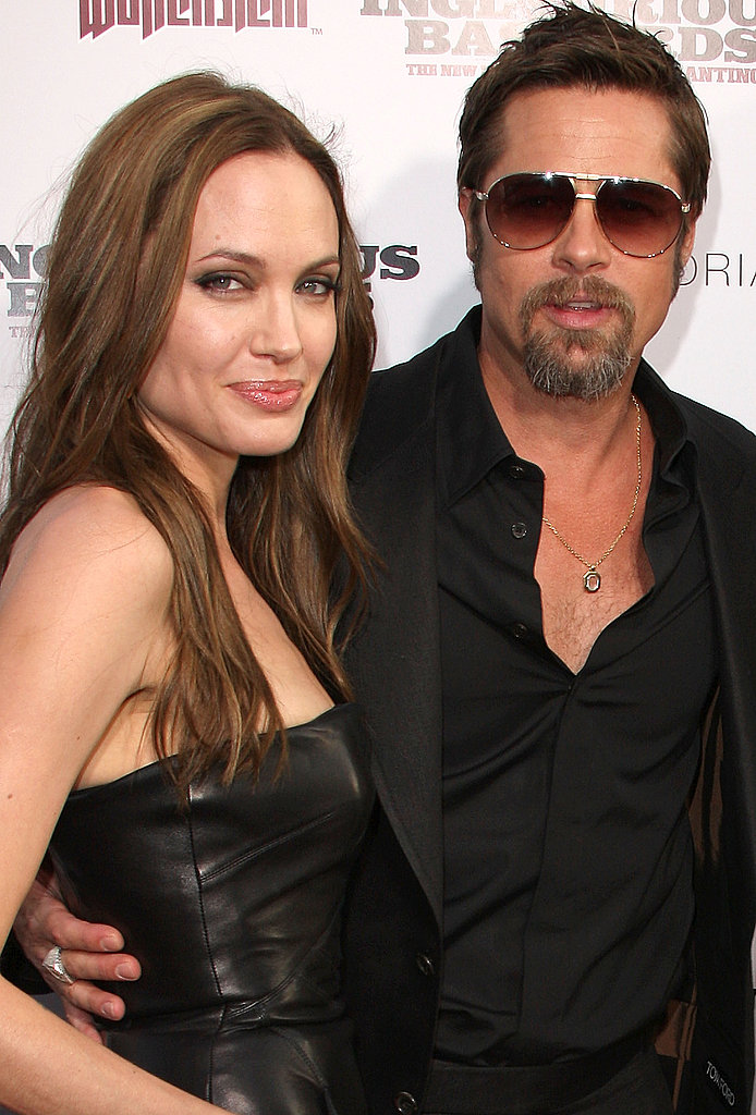 Wrong: Brad and Angelina Adopt, Split