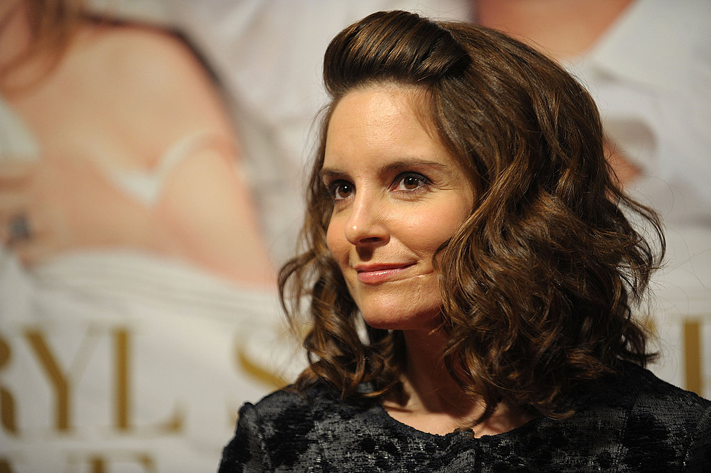 Wrong: Tina Fey Gets Political