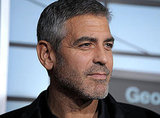 Right: George Clooney's Oscar Buzz