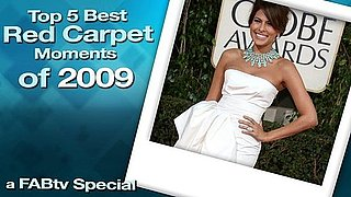 Top 5 Best Red Carpet Moments of 2009!
