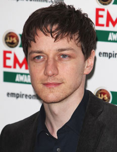 Link Time! James McAvoy May Play Ian Fleming