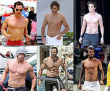 Who's Your Favorite Shirtless Guy of 2009?