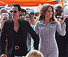 Slide Photo of Jennifer Lopez and Marc Anthony in Miami
