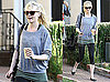 Photos of Kirsten Dunst Going to Yoga in LA