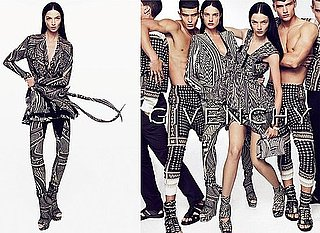 Givenchy Ad Spring 2010 Starring Natalia Vodianova and Mariacarla Boscono 2009-12-28 10:00:08