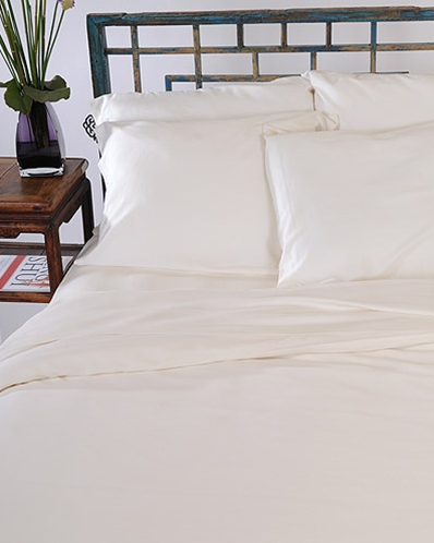 """Eco-friendly and ethical issues are an important topic this year,"" so House to Home suggests you ""think about introducing eco-materials around your home."" Get started with these Green Earth Bamboo Bed Sheets ($170)."