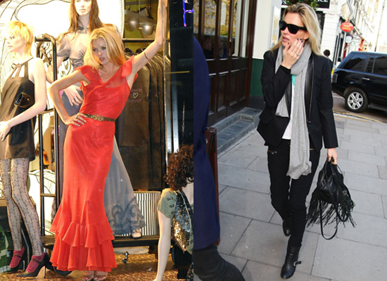 Kate Moss&#039; Style Through the Noughties, Decade