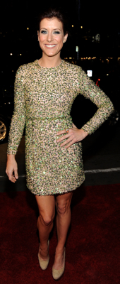 Kate Walsh Wears Sequins to the 2010 People's Choice Awards