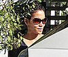 Slide Photo of Halle Berry With Shorter Hair in LA