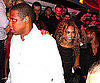 Slide Photo of Jay-Z and Beyonce at Nikki Beach on New Years