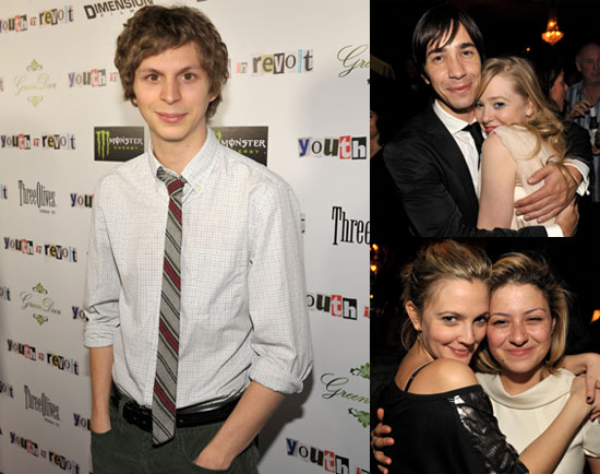 Photos of the LA Youth In Revolt Premiere and Afterparty