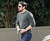 Slide Photo of Patrick Dempsey Out in LA