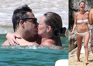 Photos of Kate Moss and Jamie Hince Vacationing in Thailand
