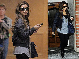 Photos of Eva Longoria Running Errands Around LA Looking Great