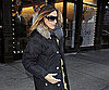 Slide Photo of Sarah Jessica Parker Leaving Hair Salon in NYC