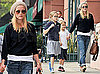 Photos of Reese Witherspoon After New Years In LA With Ava and Deacon