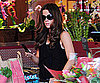 Slide Photo of Kate Beckinsale at Whole Foods in LA