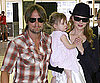 Slide Photo of Nicole Urban and Keith Urban With Sunday in Sydney