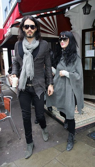 Photos of Katy and Russell