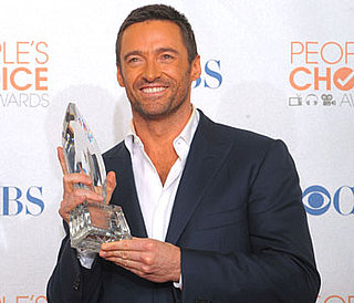 Hugh Jackman Limits His Email Usage, Wins Favorite Action Star at the 2010 People's Choice Awards