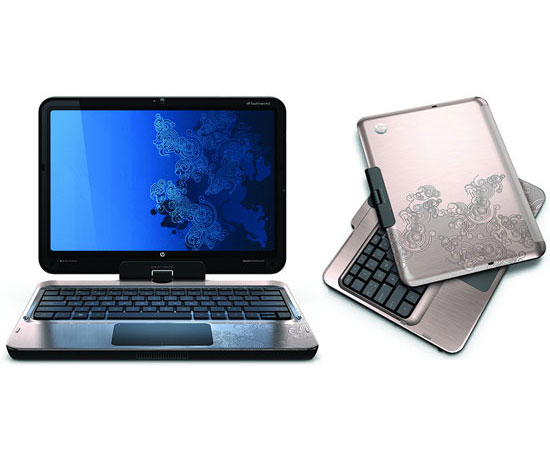 HPs Touchsmart tm2 Laptop